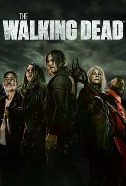 Legenda The Walking Dead S11E08